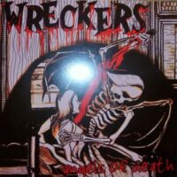 Wreckers – Angels Of Death (Color Vinyl Single)