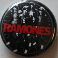 Ramones – Group (Badges)