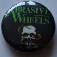 Abrasive Wheels – Skull (Badges)