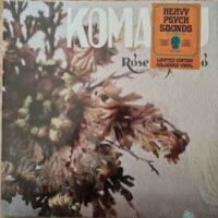 Komatsu – Rose Of Jericho (Color Vinyl LP)