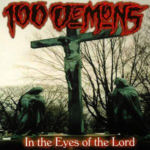 100 Demons - In The Eyes Of The Lord (Color Vinyl)