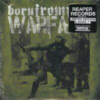 Born From Pain – Warfare (Color Vinyl Single)