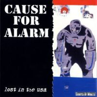 Cause For Alarm / Miozän  ‎– Split (Vinyl Single)
