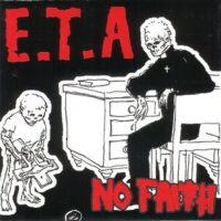 E.T.A. ‎– No Faith (CD)