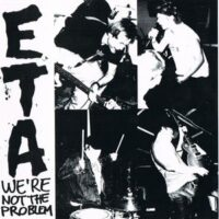 E.T.A. – We're Not The Problem (CD)
