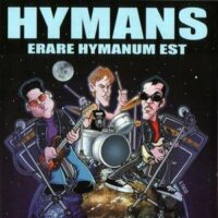 Hymans, The – Erare Hymanum Est (CD)