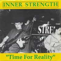 Inner Strenght – Time For Reality (Vinyl Single)