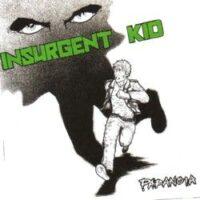 Insurgent Kid – Paranoia (CD)