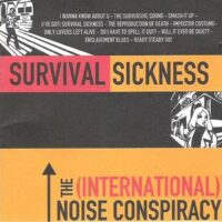 International Noise Conspiracy, The ‎– Survival Sickness (CD)