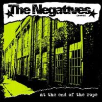 Negatives, The – At The End Of The Rope (CD)