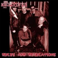 Negatives, The – Rules And Regulations (CD)