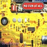 No Fun At All – In A Rhyme (CDm)