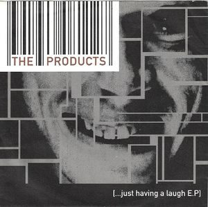 Products, The ‎– Just Having A Laugh (CDm)