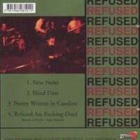 Refused – The New Noise Theology E.P. (CDm)