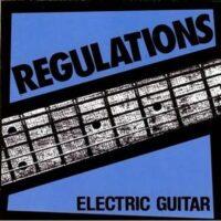 Regulations – Electric Guitar (CD)