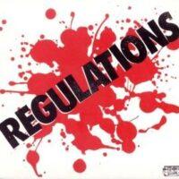 Regulations – S/T (CD)