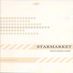 Starmarket – Four Hours Light (CD)