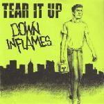 Tear It Up / Down In Flames – Split (Vinyl Single)