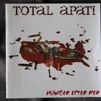 Total Apati – Hunger Efter Mer (CD)
