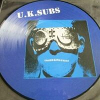 UK Subs – Another Kind Of Blues (Picture Vinyl LP)