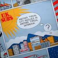 UK Subs – Another Typical City Involved In Another Typical Daydream (Vinyl 12″)