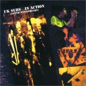 UK Subs – In Action (Tenth Anniversary) (2xColor Vinyl LP)