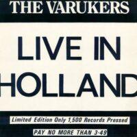 Varukers, The – Live In Holland (Vinyl LP)