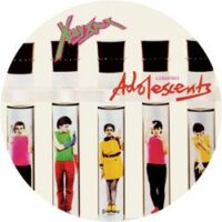 X-Ray Spex ‎– Germfree Adolescents (Picture Vinyl LP)