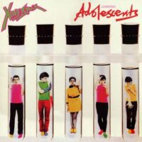 X-Ray Spex – Germfree Adolescents (180gram Vinyl LP)
