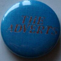 Adverts, The – Logo (Badges)