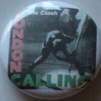 Clash, The – London Calling(Badges)