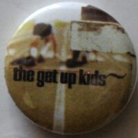 Get Up Kids – Cover (Badges)