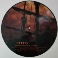Pavers – Return To The Island Of No Return (Picture LP(
