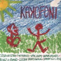 Kakofoni #5 – V/A (CD)