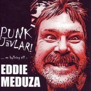 Punkjävlar…En Hyllning Till Eddie Meduza – V/A (CD)
