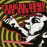 Tearing Down The System- A Hardcore Compilation! – V/A (CD)