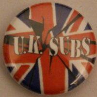 UK Subs – Union (Badges)