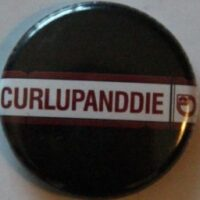 Curl Up And Die – Logo (Badges)
