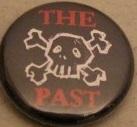 Past, The – Skull/Logo (Badges)