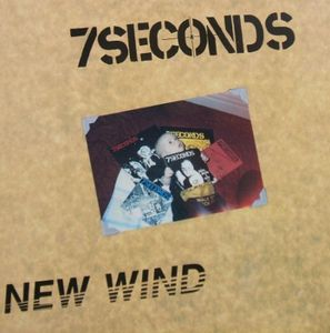 7 Seconds - New Wind (Vinyl LP)