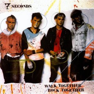 7 Seconds – Walk Together, Rock Together (Vinyl LP)