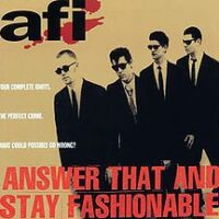 AFI – Answer That And Stay Fashionable (Vinyl LP)