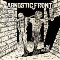 Agnostic Front ‎– No One Rules (Vinyl LP)