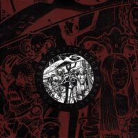 Capitalist Casualties / Monster X – Split (Vinyl Single)