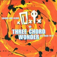 D.I. / Three Chord Wonder ‎– Split (Color Vinyl Single)