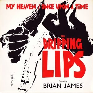 Dripping Lips, The ‎– My Heaven (Vinyl Single)