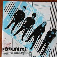 Dynamite, The – Corrupted Sound Waves (CD)