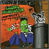 Electric Frankenstein Vs. Gluecifer – Split (Color Vinyl Single)