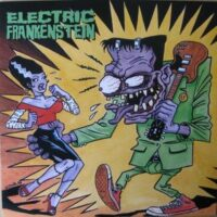 Electric Frankenstein ‎– The Perfect Crime (Vinyl Single)