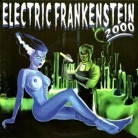 Electric Frankenstein 2000 ‎– Takin' You Down (Vinyl Single)